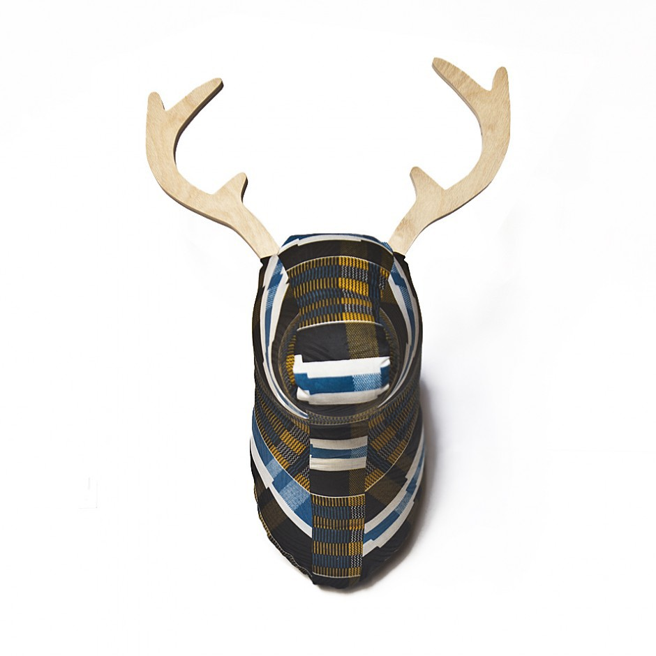 Soft Deer - Kente Mustard