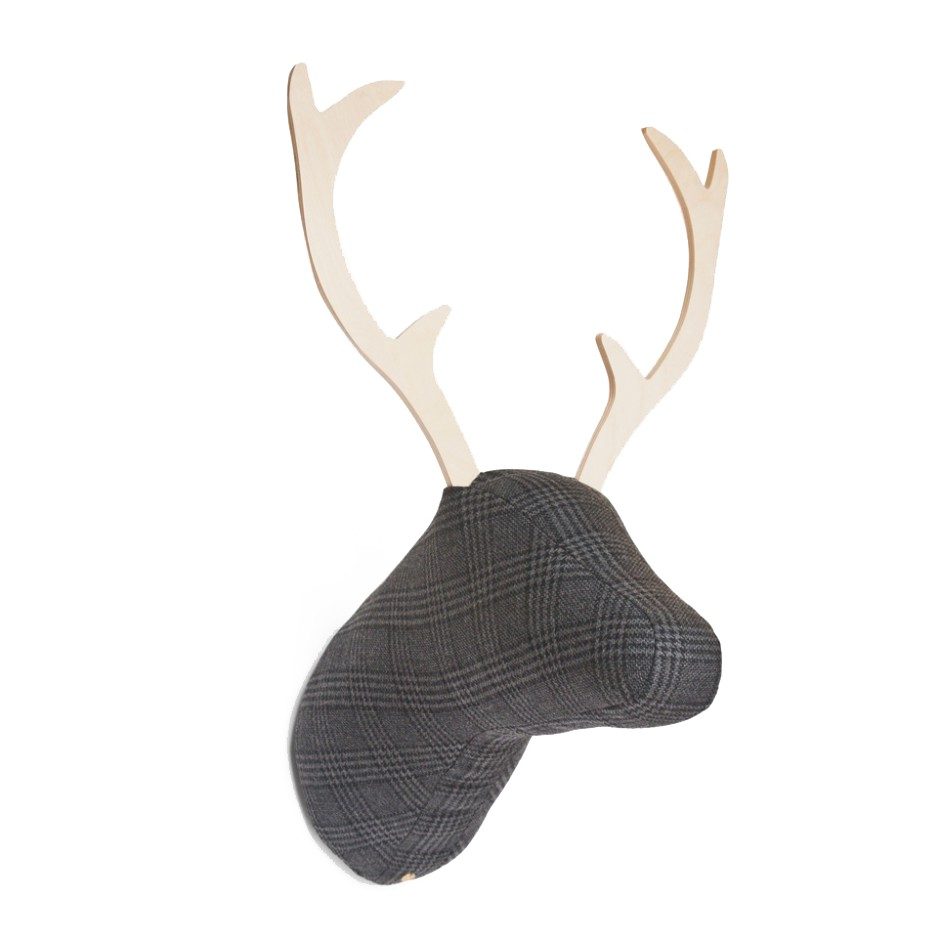 Soft Deer - Anthracite